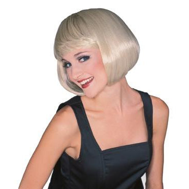Supermodel Blonde Wig Adult