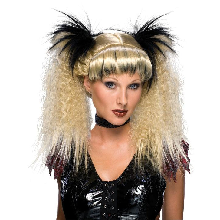 Futuristic Witch Wig Adult