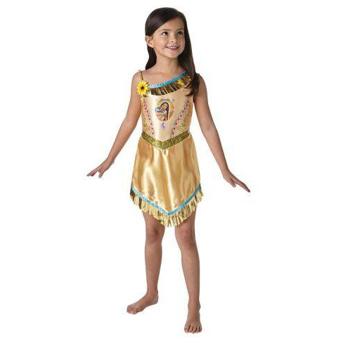Pocahontas Fairytale Dress
