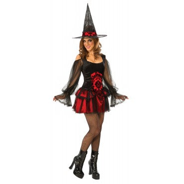 Temptress Witch Costume