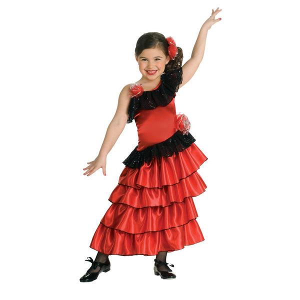 Spanish Princess Costume Child