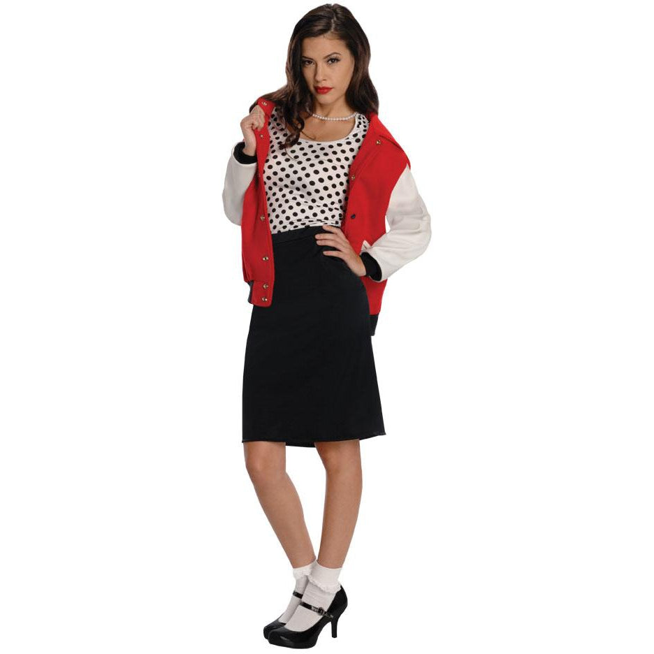 50's Rebel Chick Costume
