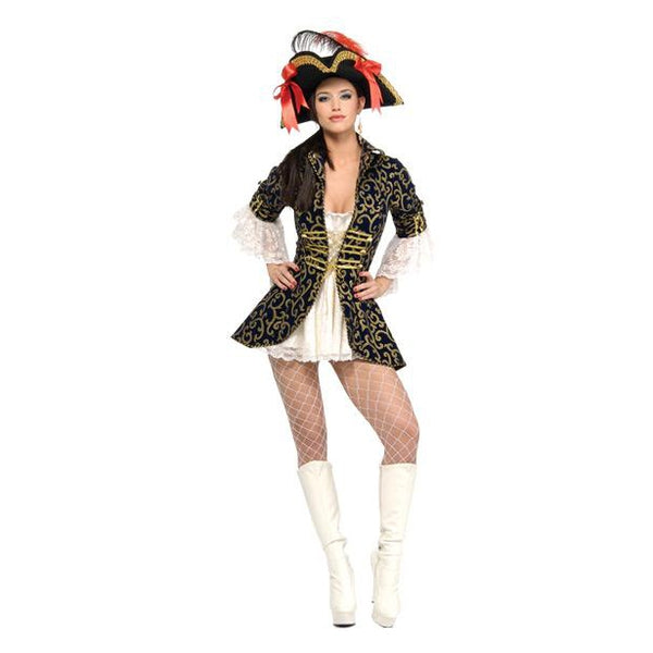 Pirate Queen Secret Wishes Costume