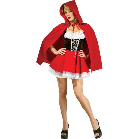 Red Riding Hood Secret Wishes Costume