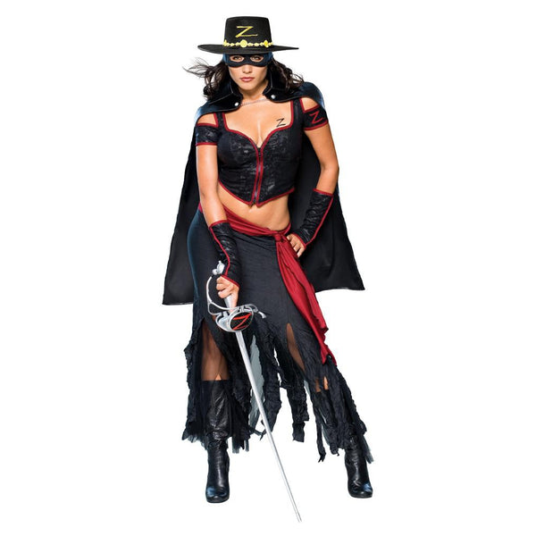 Zorro Secret Wishes Costume