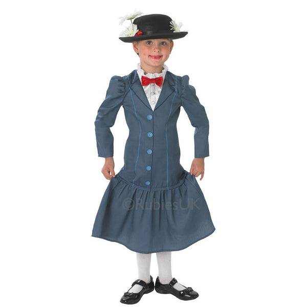 Mary Poppins Deluxe Costume