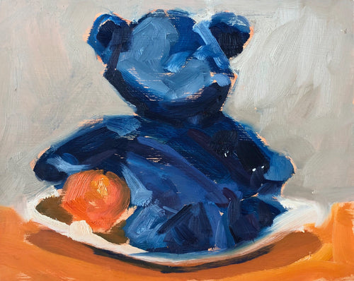 Blue Teddy Bear, 8