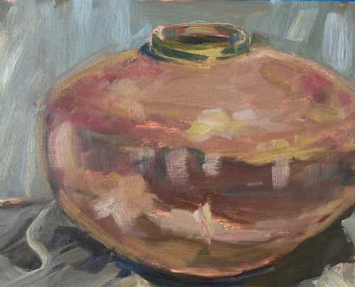 Copper pot study, 8