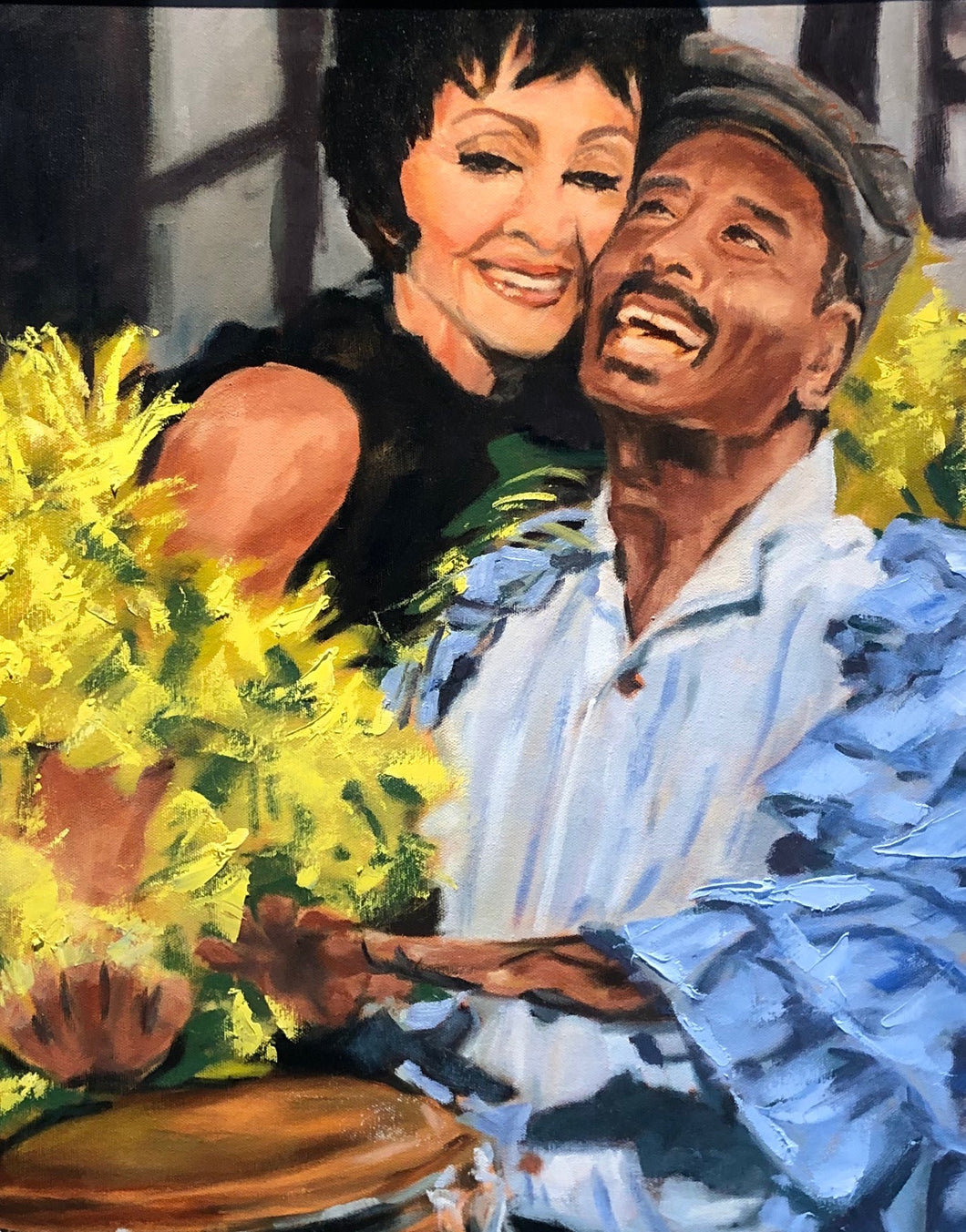Cuban Couple