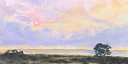 Humboldt Bay Golden Sunset, 8