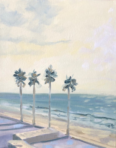 Palms on Ocean Beach, 11