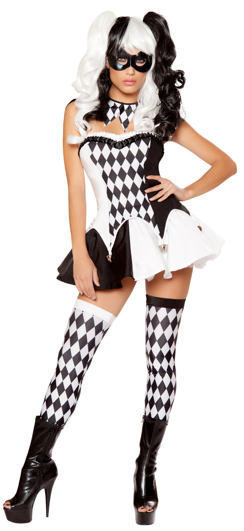 Devious Jester Costume RM-10044 Front