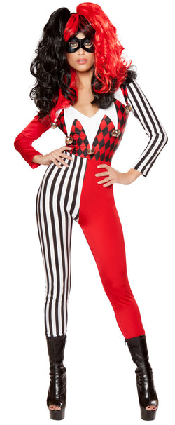 Mischievous Jester Costume RM-10046 Front