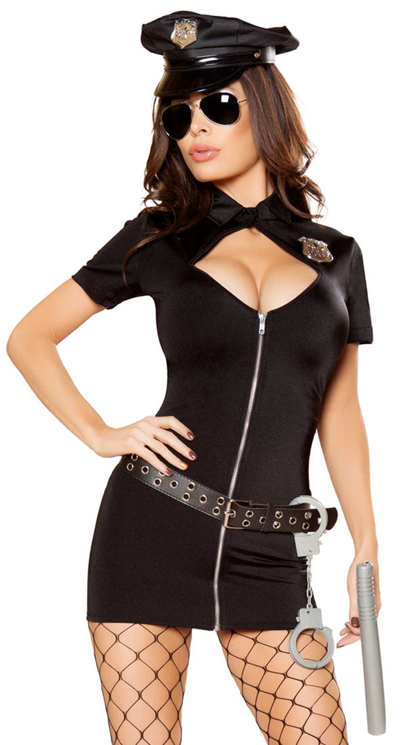 RM-10065 Police Hottie costume main