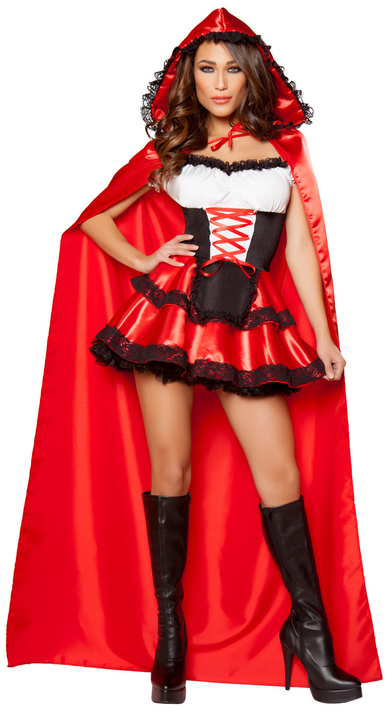RM-10089 Little Red Rider Costume Cape