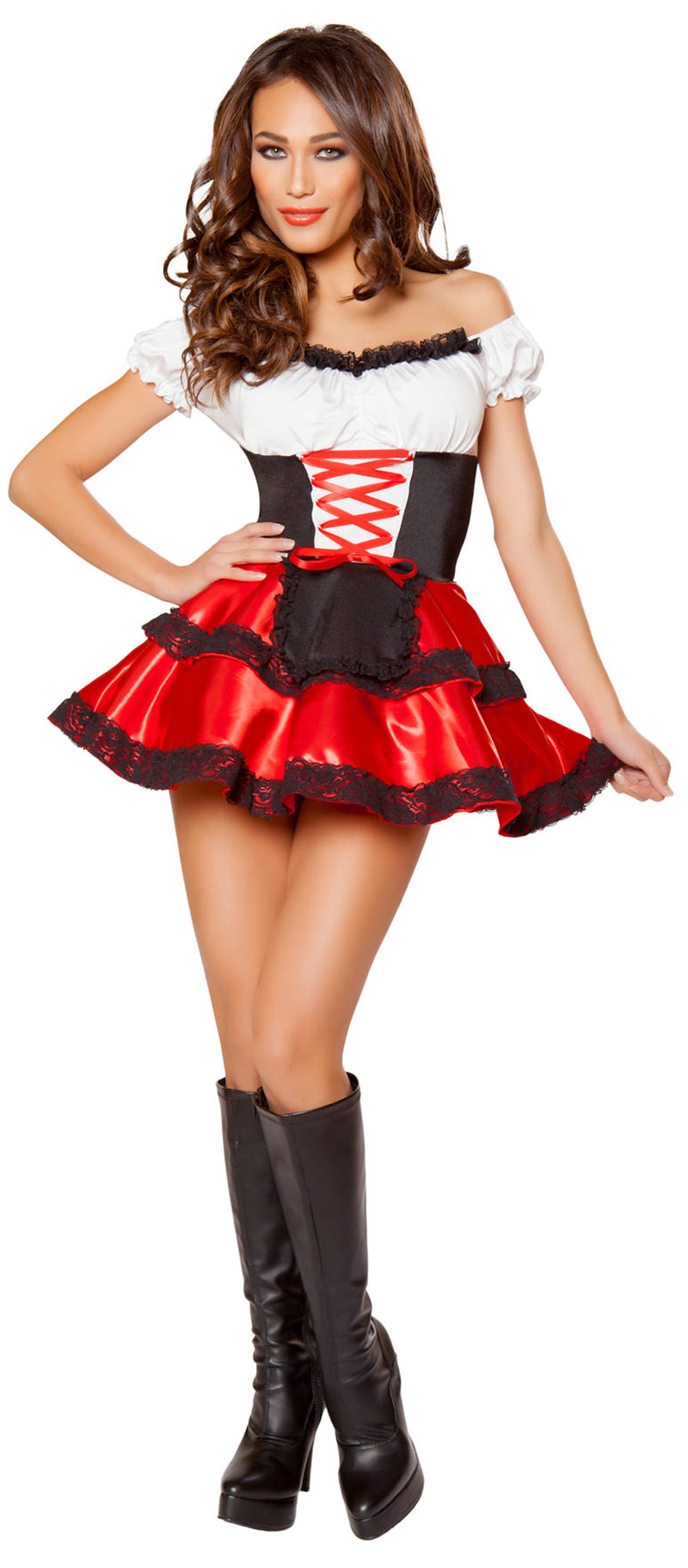 RM-10089 Little Red Rider Costume Front