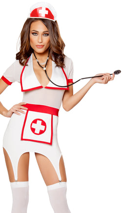 RM-10099 Doctor's Naughty Assistant costume Main