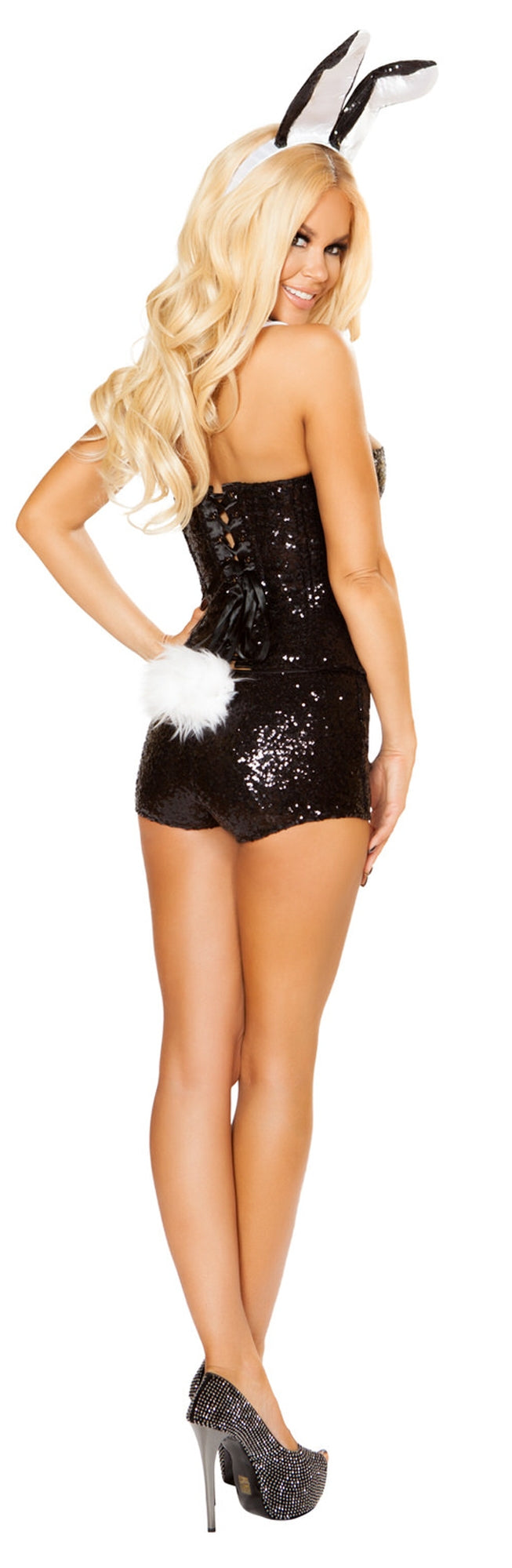 RM-10119 Bunny costume back