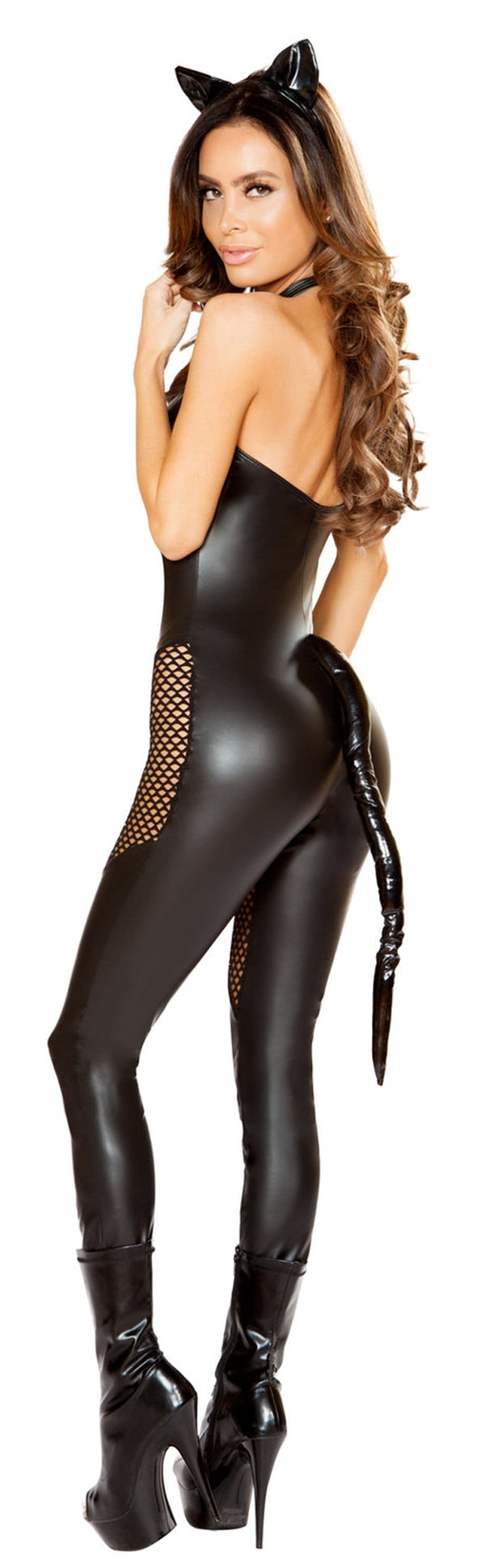RM-10120 Kitty catsuit back