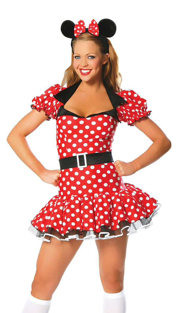 Miss Mouse Costume RM1411 Main
