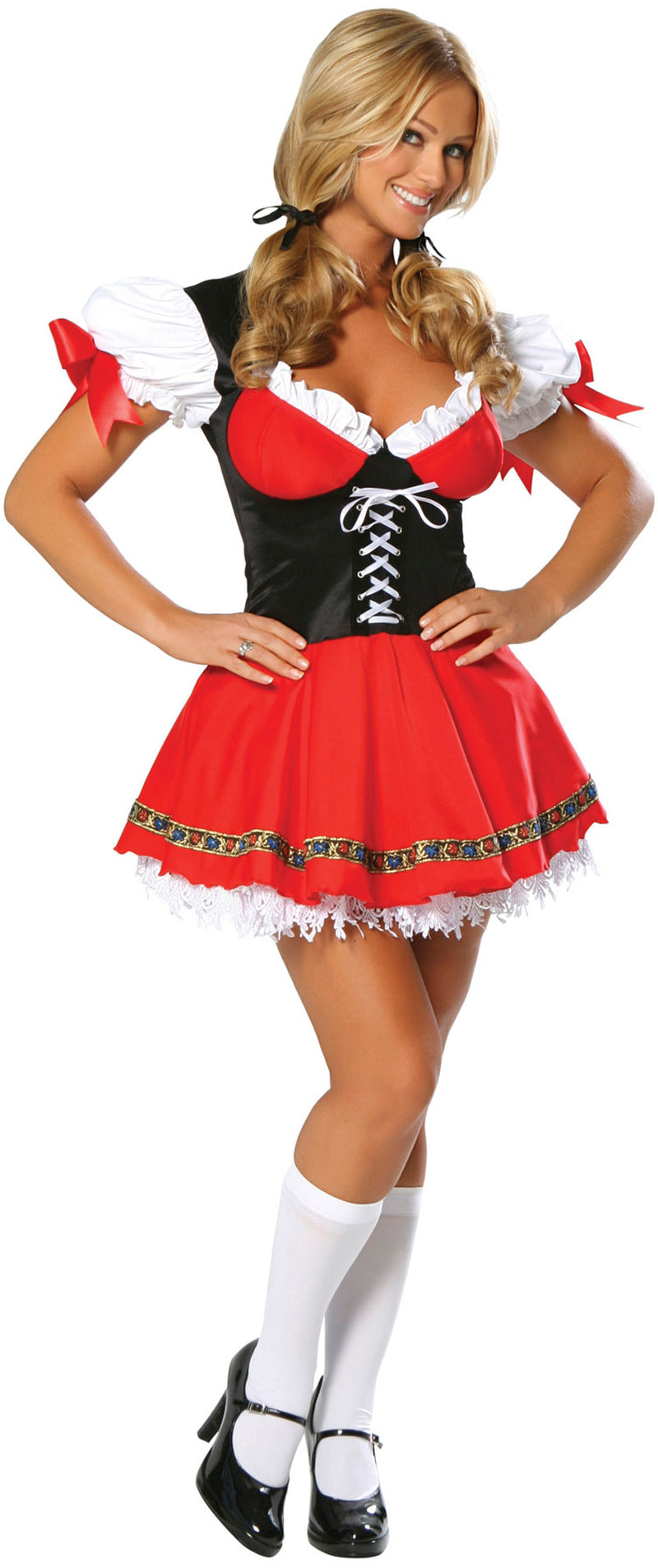 Hoffbrau Honey Beer Girl Costume RM1414