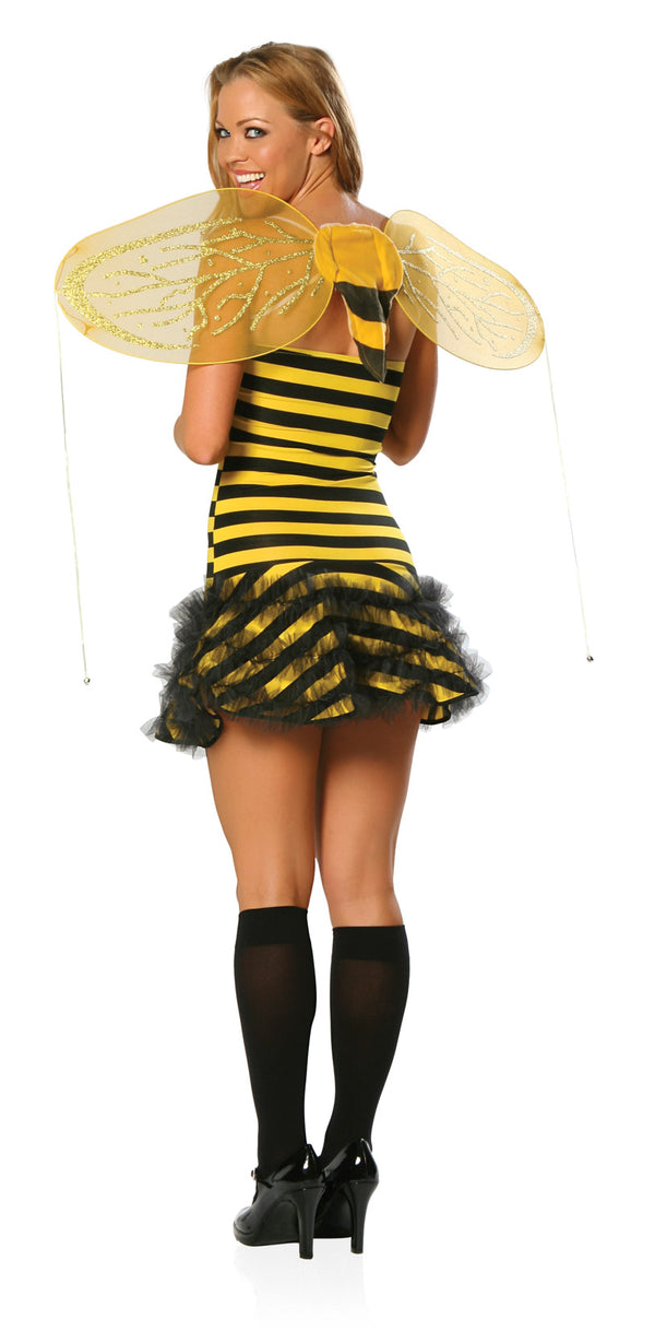 bee happy sexy halloween costume