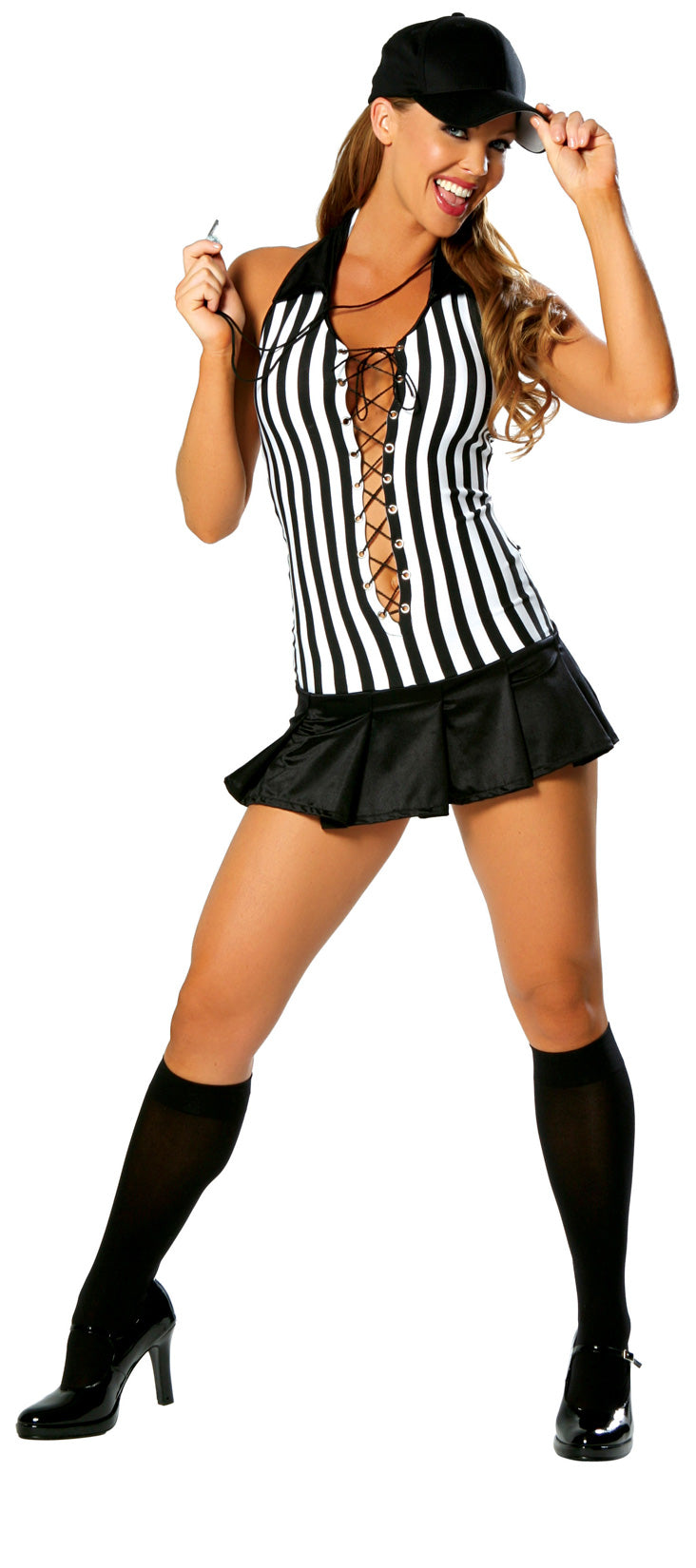 referee sports halloween costume