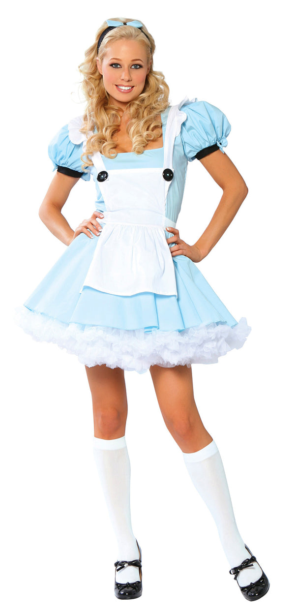 Alice Costume Blue Front RM1459
