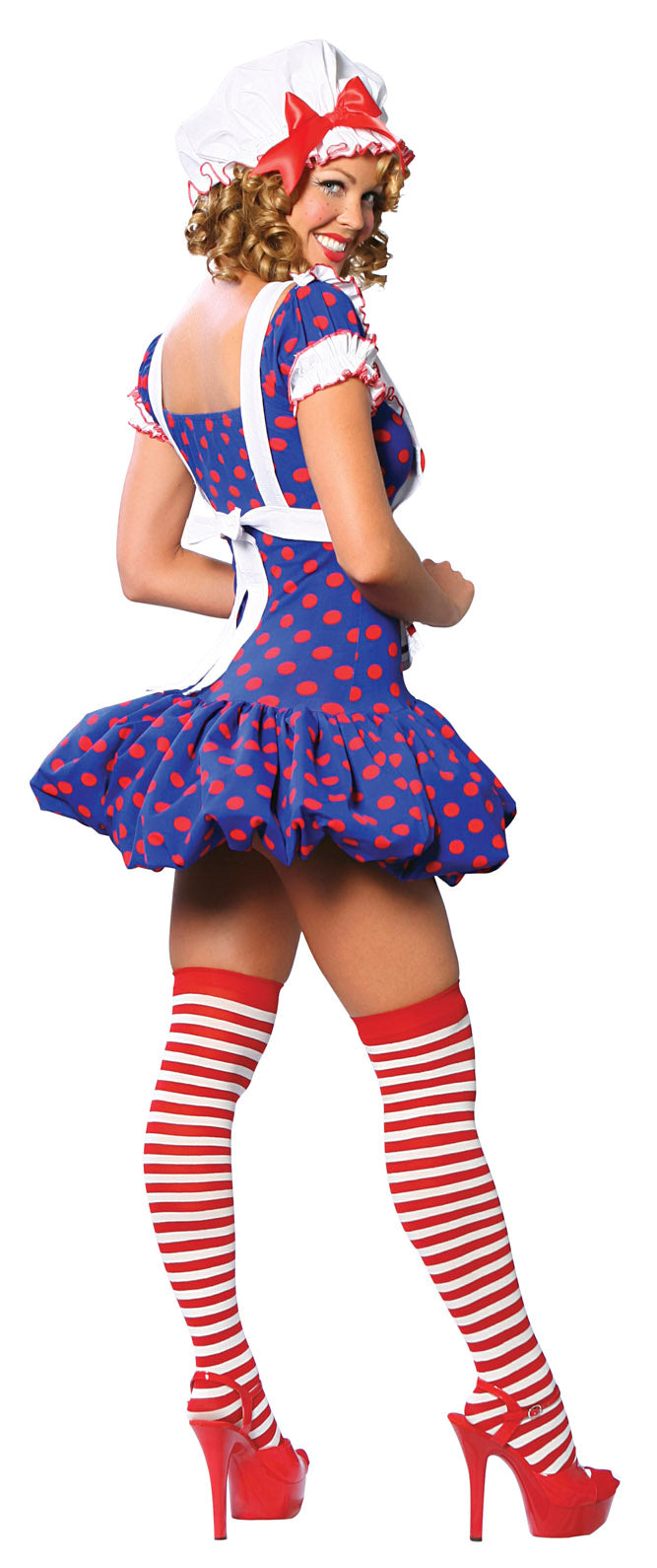 Cute Doll Costume Back RM1461