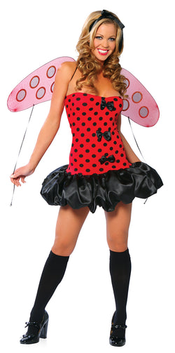 Lil Lady Bug Costume Front RM1468