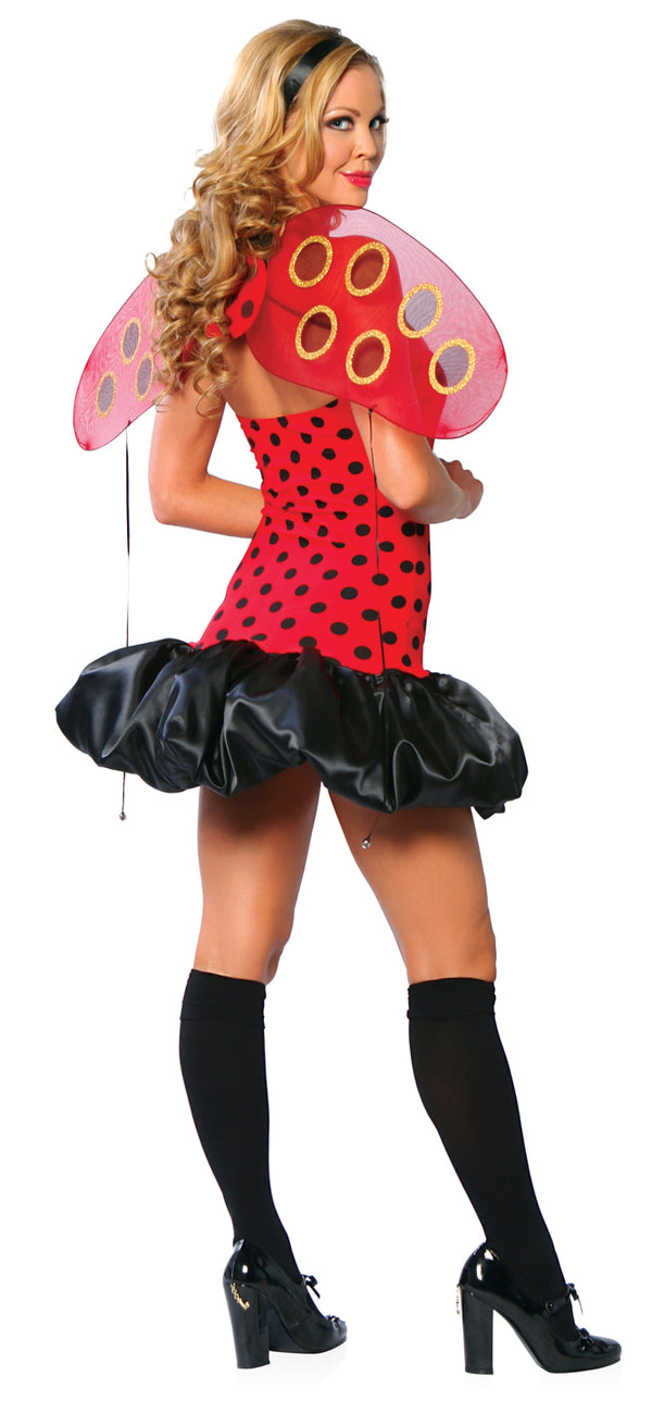 Lil Lady Bug Costume Back RM1468