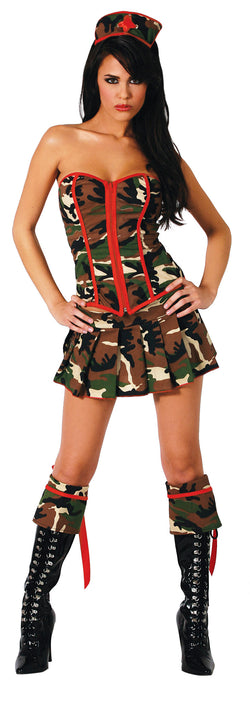 Army Medic Costume RM4011