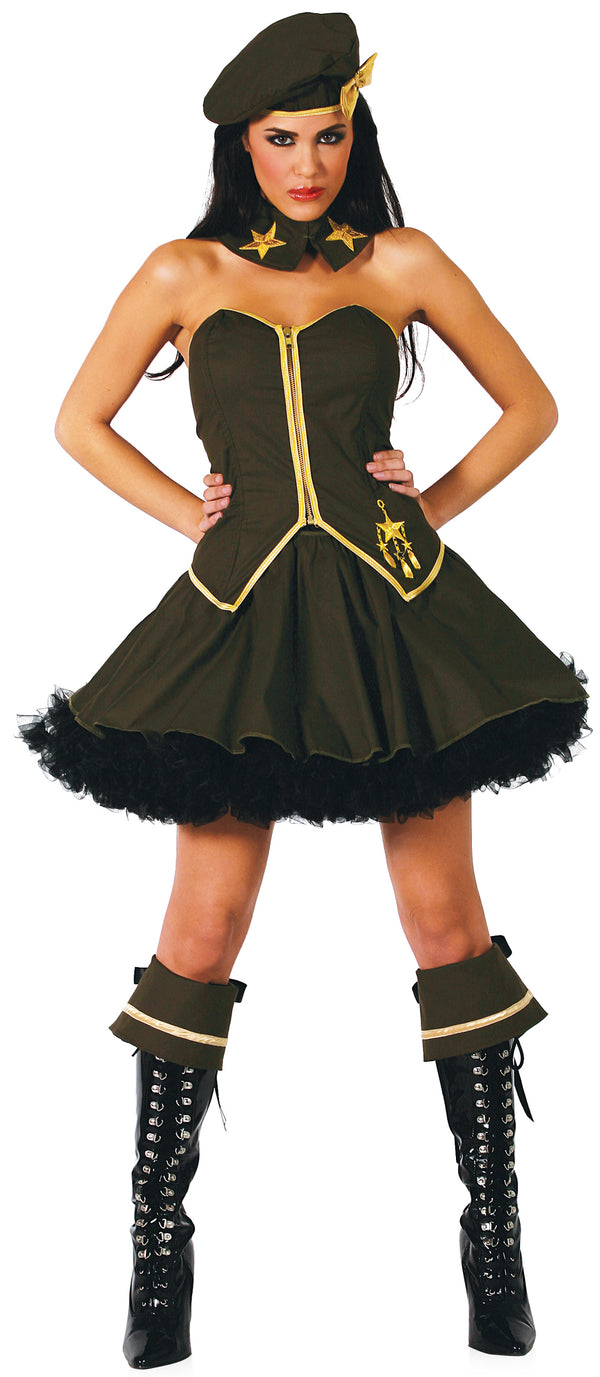 Army Captain Costume RM4016 Front