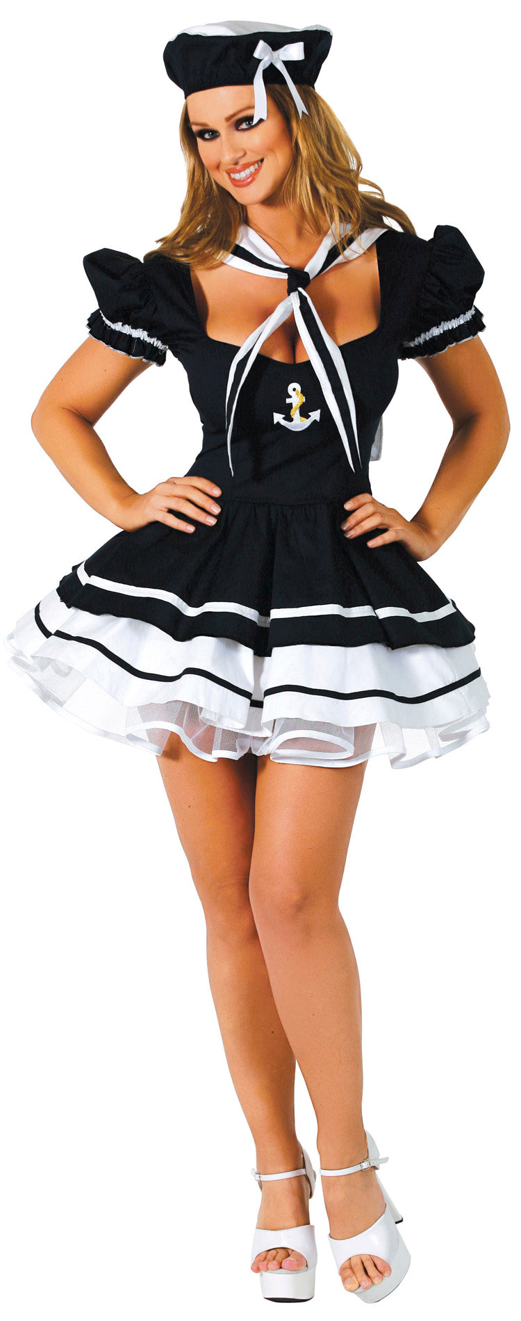 Sailor Sweetie Costume Front RM4019
