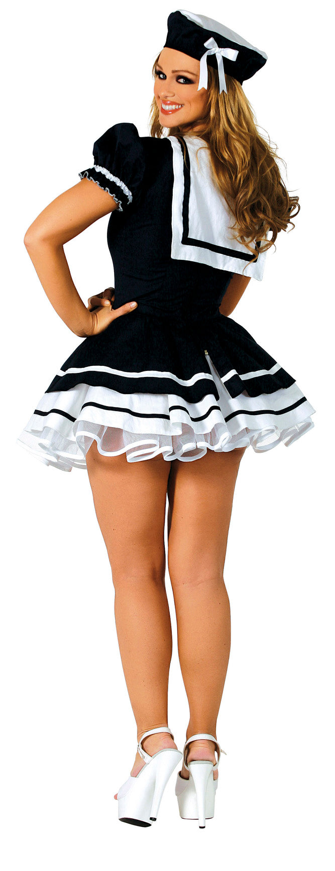 Sailor Sweetie Costume Back RM4019