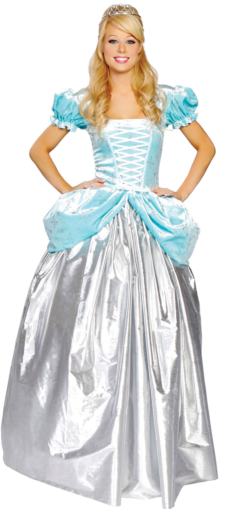Midnight Princess Costume Front RM4049