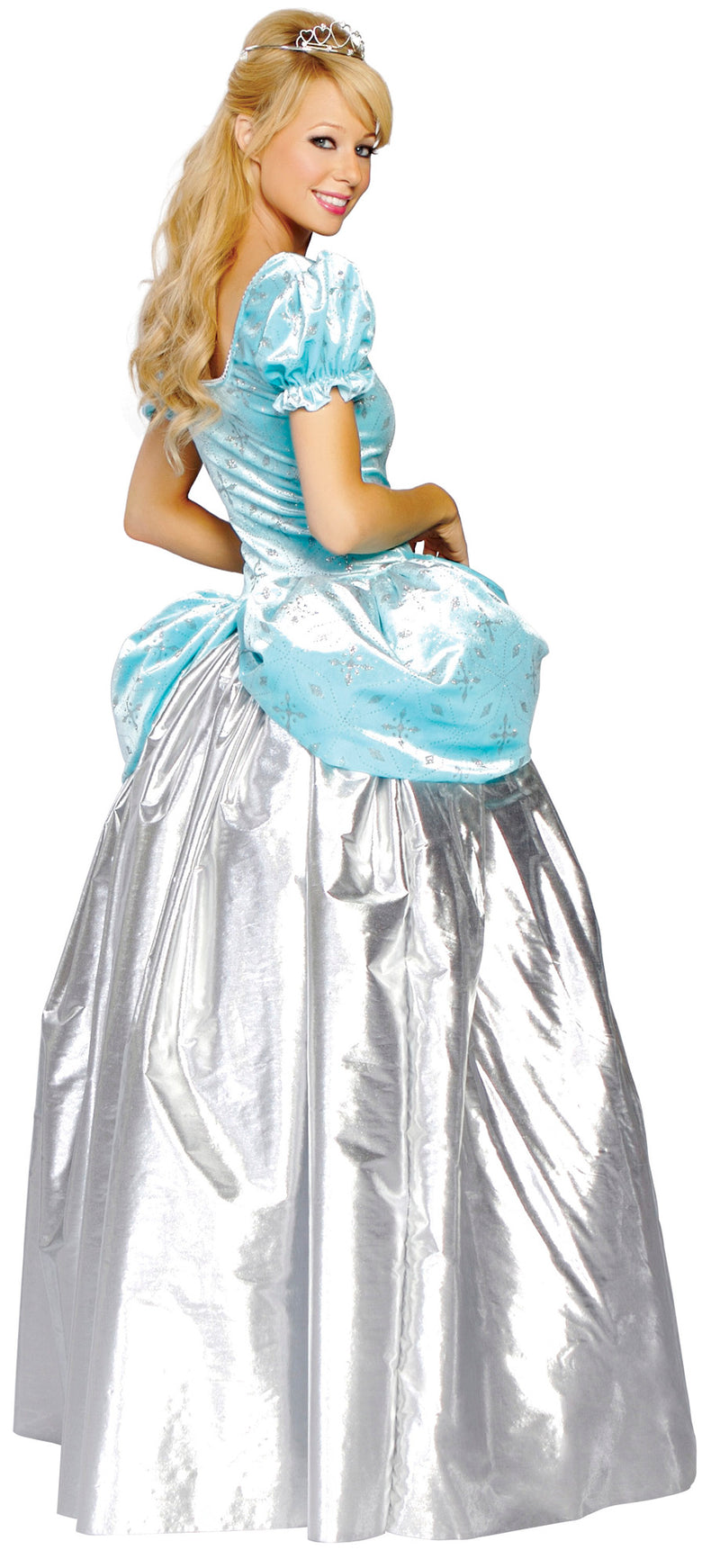 Midnight Princess Costume Back RM4049