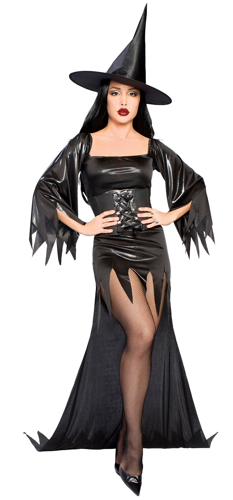 Black Witch Mamma Costume RM4068