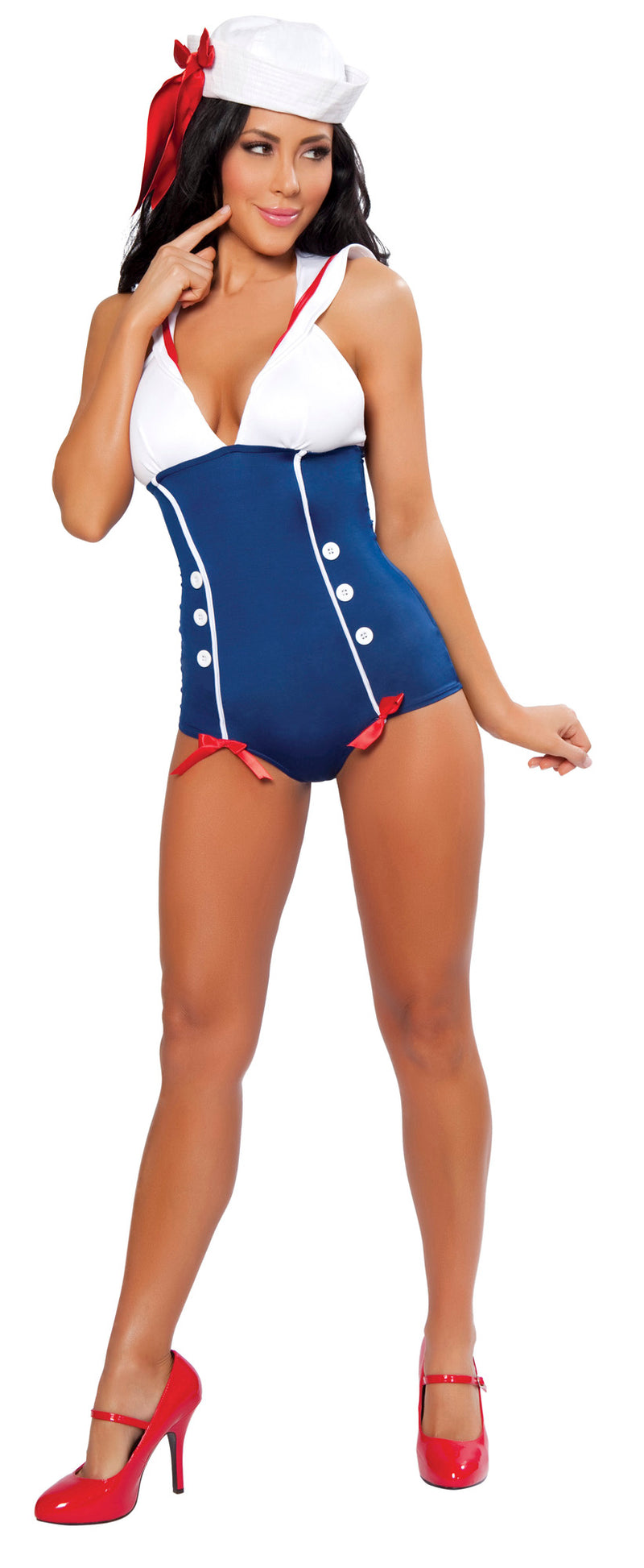 Pinup Sailor Front RM4287