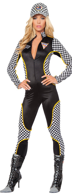 One Piece Wanna Race Black Front  RM4315