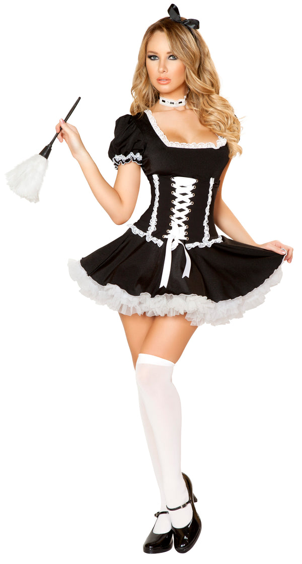 Sexy Maid Costume Front RM4537