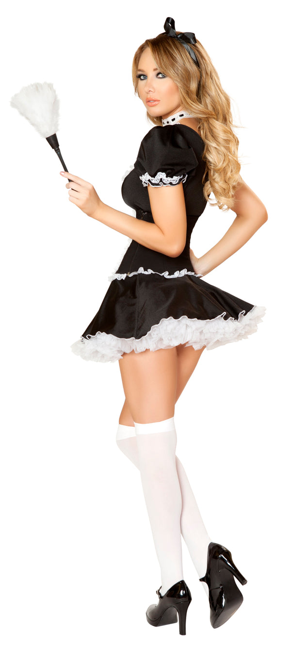 Sexy Maid Costume Back RM4537