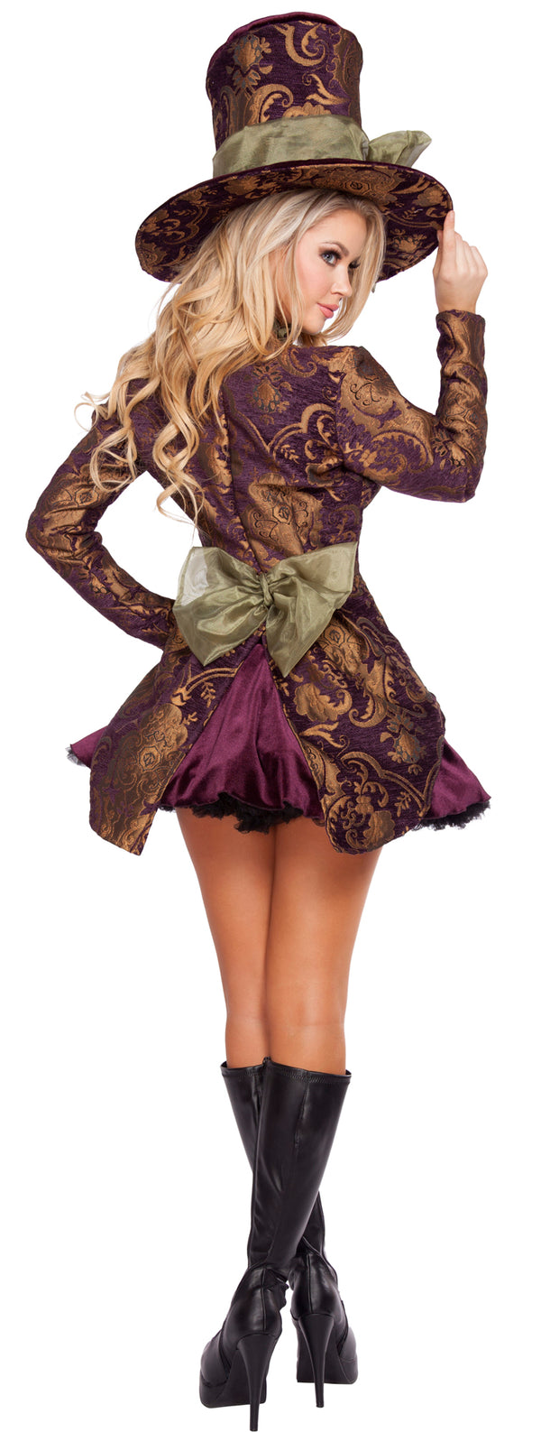 Tea Party Tease Costume RM4610 Back