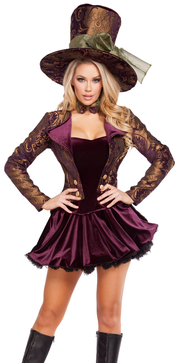 Tea Party Tease Costume RM4610 Front