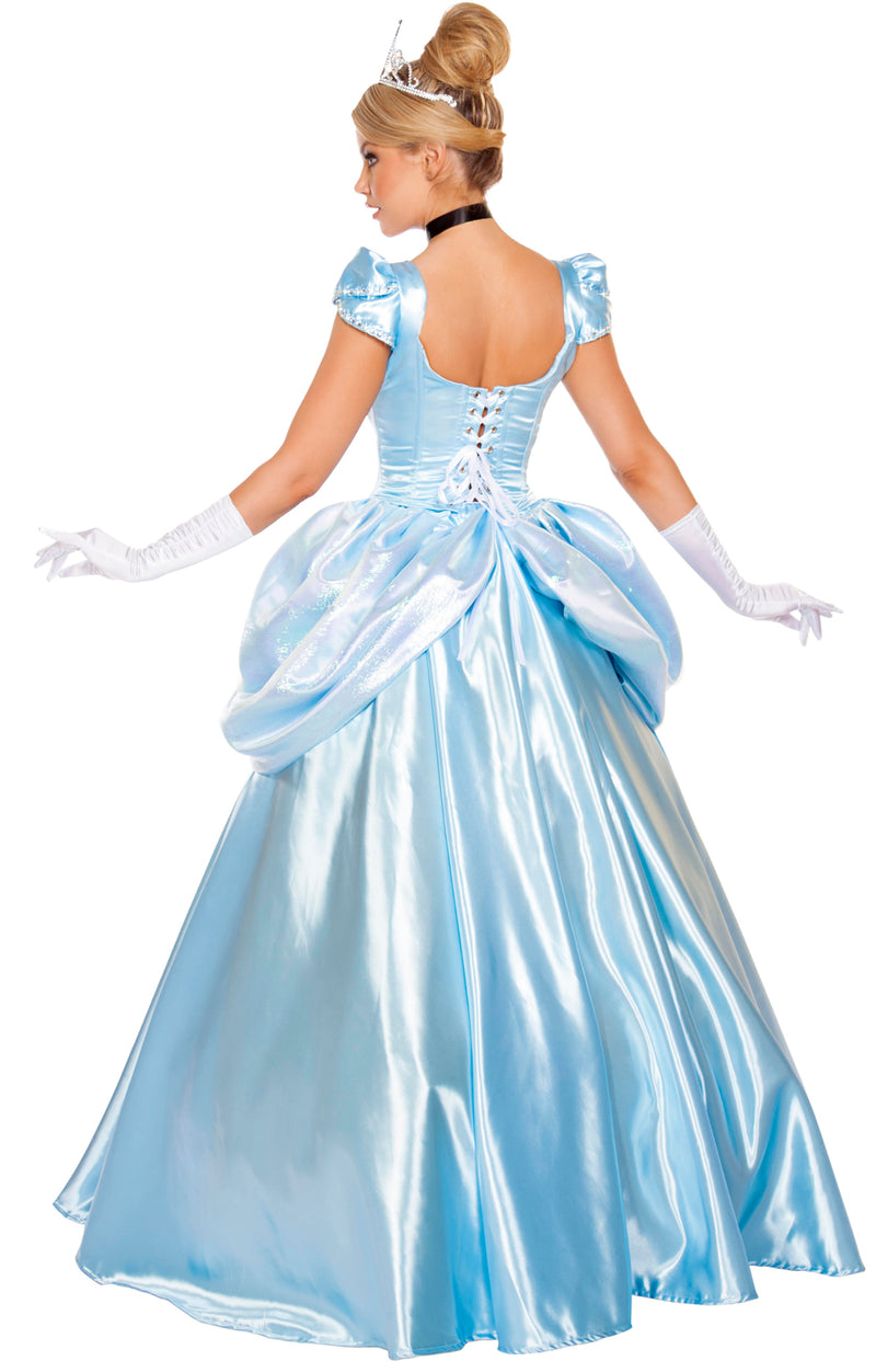 Stroke Of Midnight Maiden Princess Costume RM4613 Back