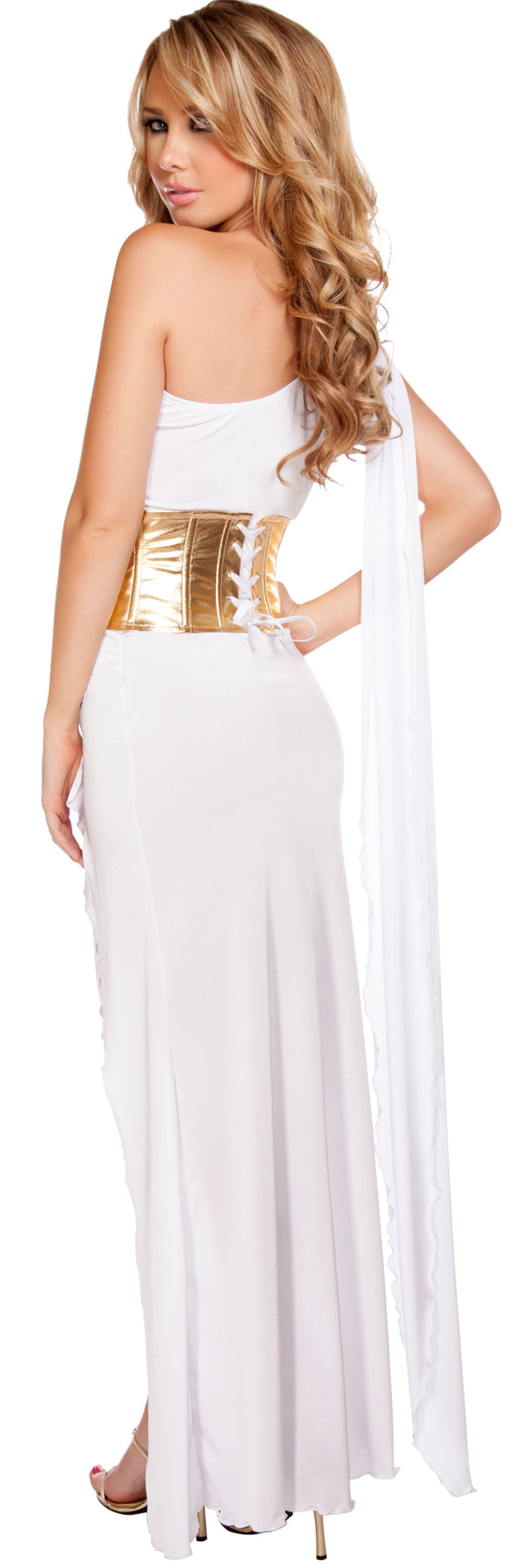 Grecian Babe Costume RM4619 Back
