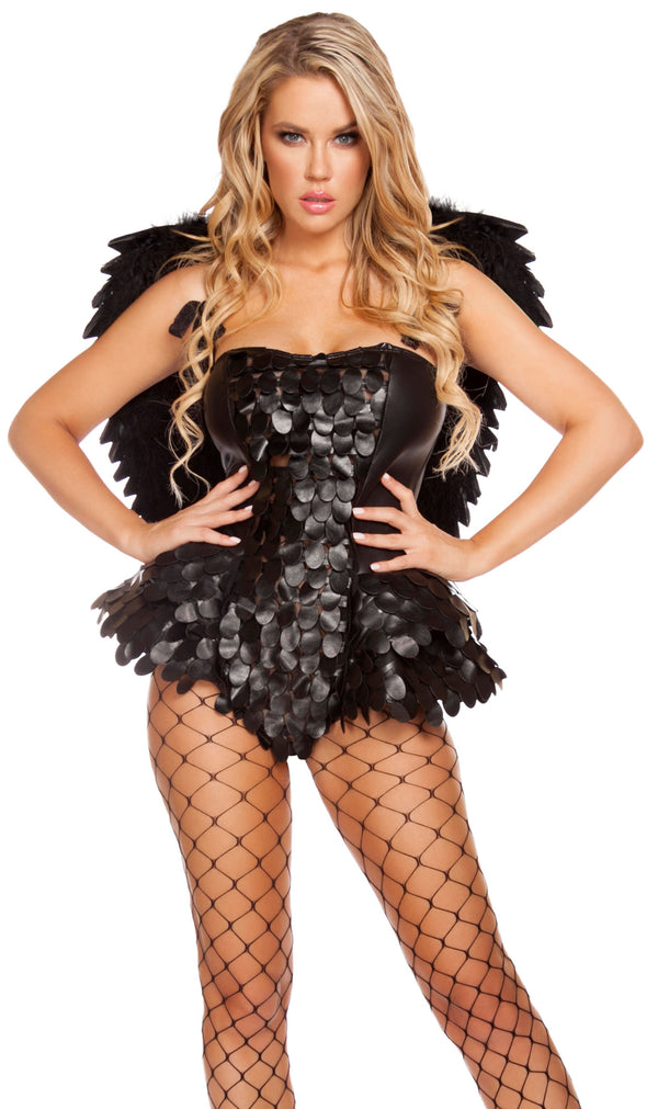 Dark Angel Costume  RM4628 Front