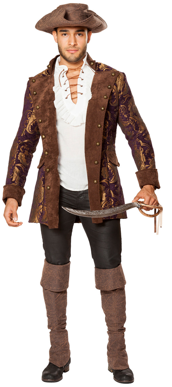 Men's Pirate Jacket RM-4650