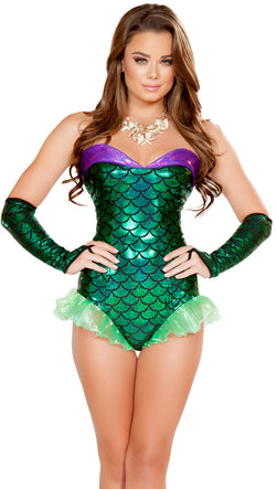 Green Mermaid Costume RM-4664 main