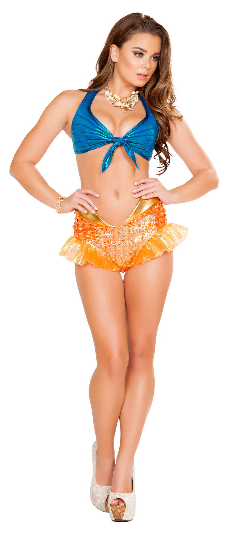 RM-4672 Naughty Mermaid Costume Front